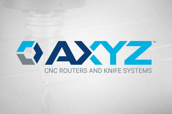 AXYZ CNC Routers and Knife Systems